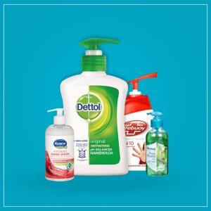 BATH SOAP/SHOWER GEL