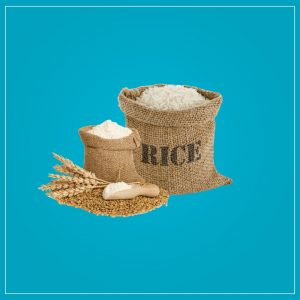 WHEAT AND RICE PRODUCTS